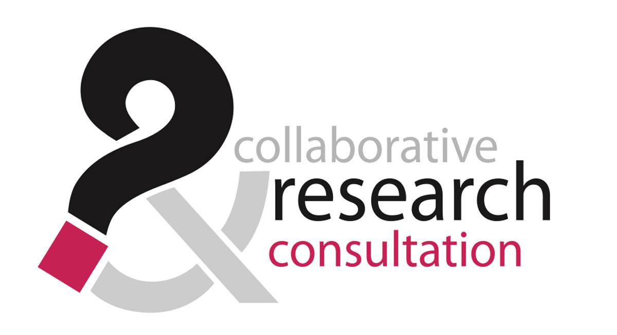 Collaborative Research amp Consultation Logo Concepts