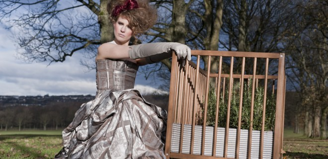 Unforgettable photoshoot in Towneley Park