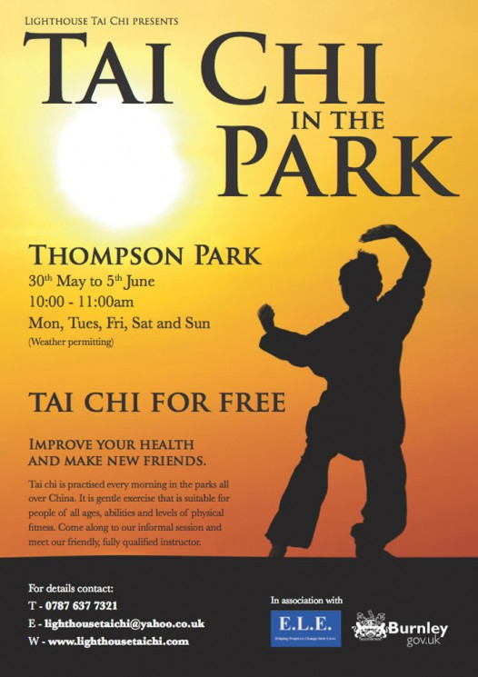 Tai Chi in the Park u00bb Creative Council