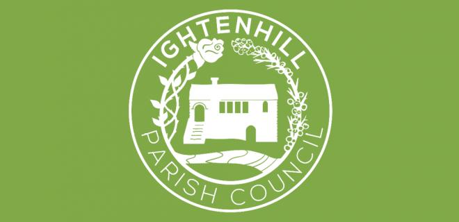 Ightenhill Parish logo