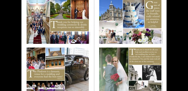 Lancaster and Morecambe Weddings